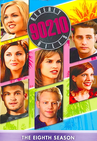 BEVERLY HILLS 90210:EIGHTH SEASON BY BEVERLY HILLS,90210 (DVD)
